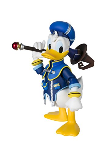 Bandai Tamashii Nations S.H.Figuarts Donald Kingdom Hearts II Action Figure