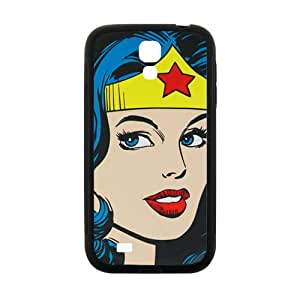Amazing woman Cell Phone Case for Samsung Galaxy S4