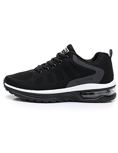 Image of Rosone Women's Lightweight Athletic Running Shoes Breathable Sport Air Fitness Gym Jogging Sneakers US5-10