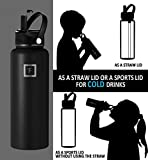 IRON °FLASK Flex Straw Lid for Wide Mouth Hydro