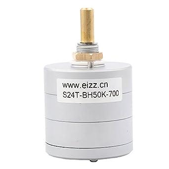 eizz Log 50 K estéreo 24 pasos volumen potenciómetro atenuador de ...