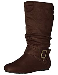 Brinley Co Women's Prospect 08 WC Slouch Boot