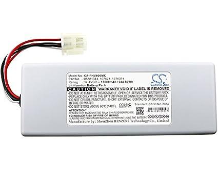 Amazon com: Cameron Sino High Capacity Li-ion 14 40V 17000mAh/244 80