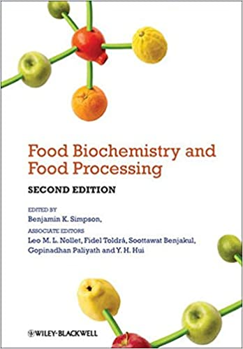 Food Biochemistry Book