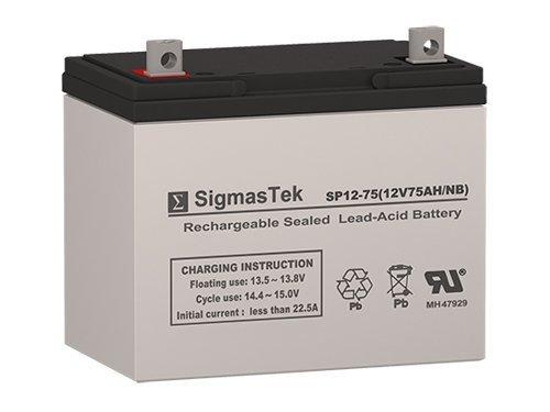 12v 75ah Battery - 4