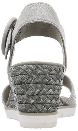 Grey Stone Women's Strap Sandals Ankle Basic Gabor dX0nYaa