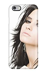 TYH - Diushoujuan 5927572K56818154 Unique Design Iphone 6 plus 5.5 Durable Tpu Case Cover Demi Lovato phone case