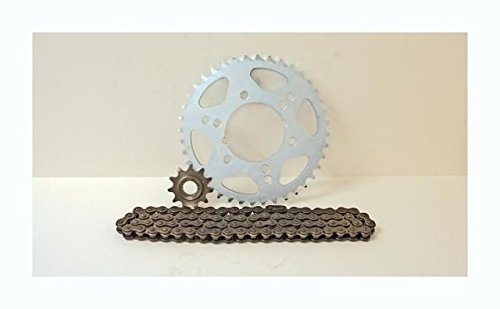 Cycle ATV - Non O Ring Chain and Sprocket - 11/40 78L fits Polaris Trail Boss 325 330