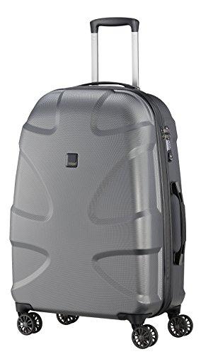 Titan X2 Medium 27 Hardside Spinner Luggage - gunmetal