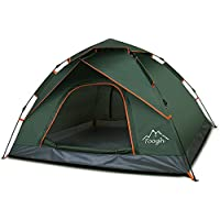 Toogh 3-4 Person Camping Tent 4 Season Backpacking Tent...