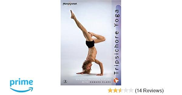 Amazon. Com: tripsichore yoga: uniquely advanced vinyasa with.