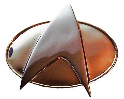 Communicator Pin (Star Trek TNG The Next Generation Half Size Communicator Metal PIN)