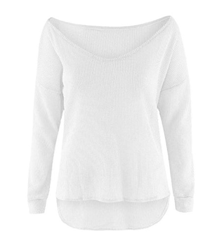 Casual Sexy D Lonly en Femme hero Pull Tricot wSpXqgBX4