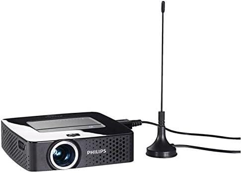 Philips PPX3614TV PICOPIX proyector de bolsillo con 140 lúmenes ...