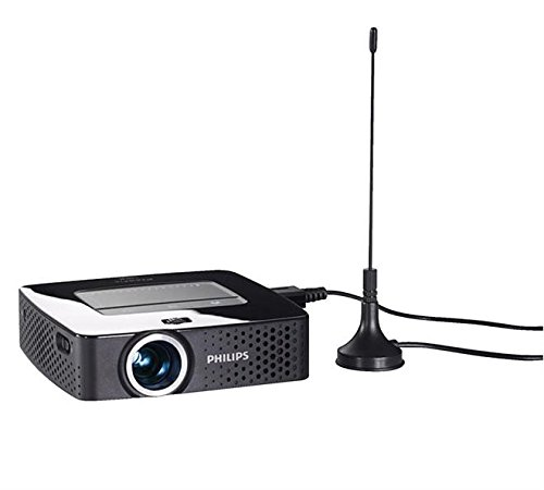 PHILIPS PPX3614TV LED PROCKET PROJECTOR WITH BUILT IN DIGITA