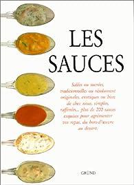 Les Sauces par Anne Sheasby