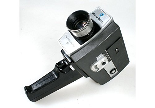 (BELL AND HOWELL FILMOSOUND 8MM MOVIE CAMERA FOR DISPLAY OR)