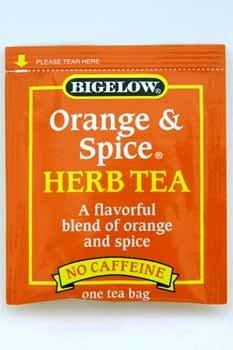 Bigelow Orange & Spice Herb Tea (Pack of (Bigelow Herb)