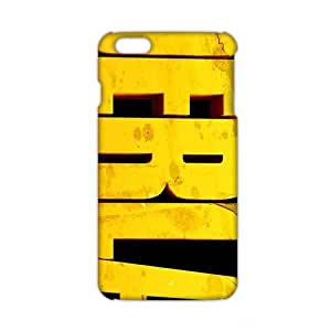 WWAN 2015 New Arrival borderlands the handsome collection 3D Phone Case for iphone 6 plus