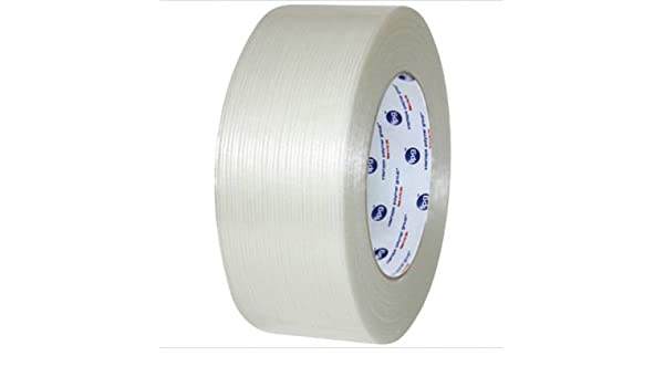 3M Scotch 899 Polypropylene Filament Tape Red 60.14 yds Length x 0.47 Width 360 lbs//inch Tensile Strength