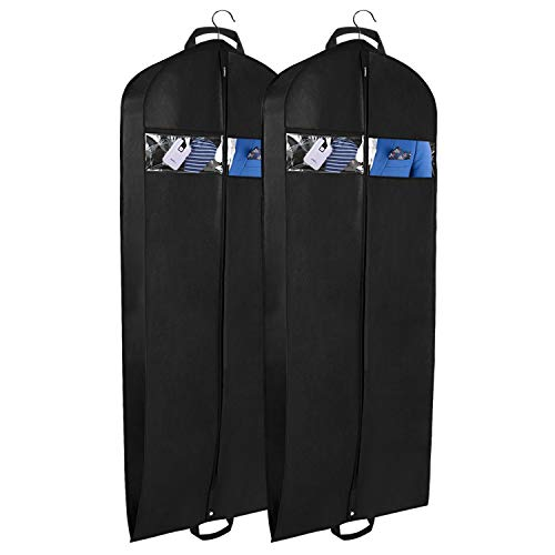 Univivi Garment Bag for Travel and Storage 60
