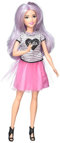 Barbie Fashionistas 54 Tutu Cool Pink Tulle Skirt Doll (Cool Barbie Dolls compare prices)