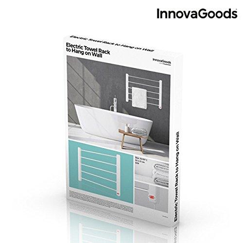 Práctico toallero eléctrico con montaje en suelo o de pared -Radiador de baño, calentador de toallas. Decoración térmica V0100465: Amazon.es: Bricolaje y ...