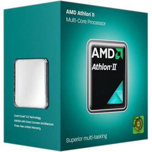 AMD Athlon II X4 Core 4  3.0GHz Processor 4MB