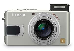 Panasonic Lumix DMC-LX1S 8MP Digital Camera with 4x Image Stabilized Optical Zoom (Silver)