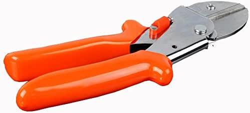 Garden color quality garden scissors plastic handle Lopper steel scissors