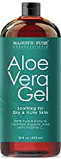 Aloe Vera Gel 100 percent Pure For Hair