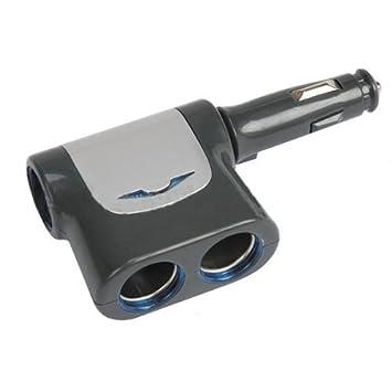Amazon.com: Forma de pistola giratorio de 90 grados enchufe ...
