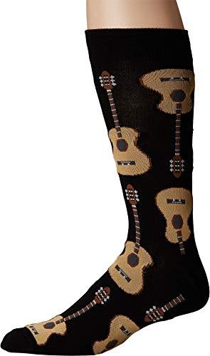 Socksmith Guitars King Size Black One Size