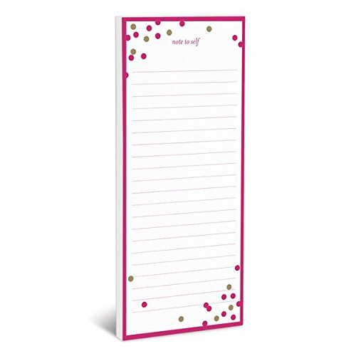 Tickled Pink Magnetic Notepad