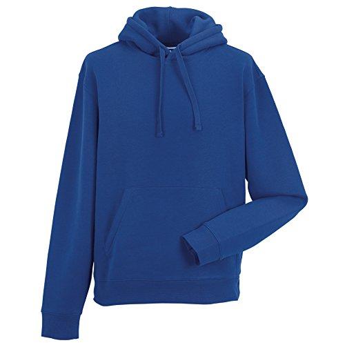 Sweatshirt Homme Russell Bright Bleu Capuche À Royal RddwfqB