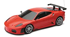 New Ray 87955 - Coche por control remoto Ferrari F430 GT a escala 1:18 [Importado de Alemania]