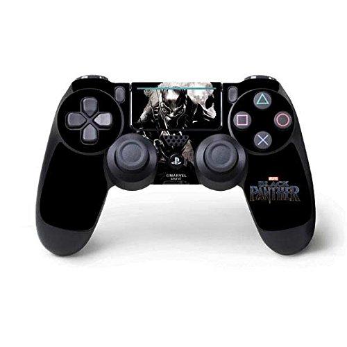 Panther Up Black Close (Black Panther PS4 Pro/Slim Controller Skin - Black Panther Up Close | Marvel & Skinit Skin)