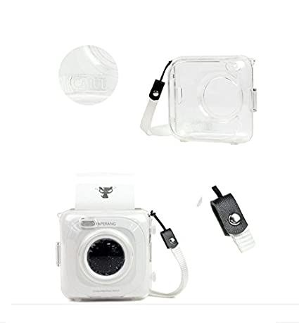 Amazon.com: Mini Bluetooth Printer – inalámbrico papel ...