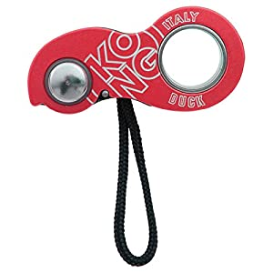 Kong Duck Rope Clamp/Ascender (Red)