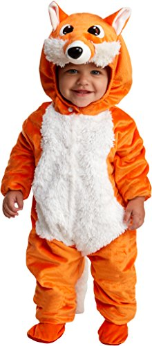 Frisky Fox Infant Toddler Costume Toddler