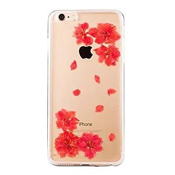 coque iphone 8 plus fleurs sechees