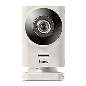 Amazon.com: iNanny NC113 Wi-Fi HD Video Baby Monitor