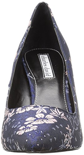 Charles David Women's Denise Pump Blue Hzkrby0X6