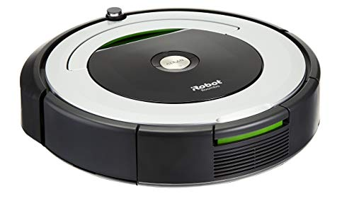 iRobot Model Robot Vacuum with Wi-Fi Connectivity, Works with Alexa, Good for Pet Hair, Carpets, and Hard Floors, Roomba