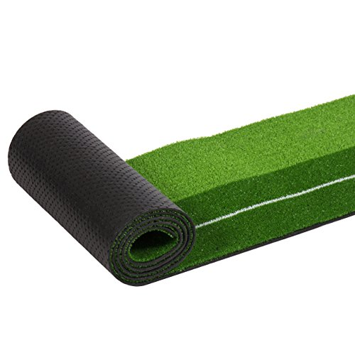 Best Choice Products Indoor Training 8 Ft. Golf Practice Putting Green Mat W/Ball Return by Best Choice Products (Image #5)