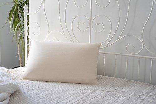 Magnolia Organics Barrier Cloth Pillowcase - Standard, (Organic Pillow Cover)