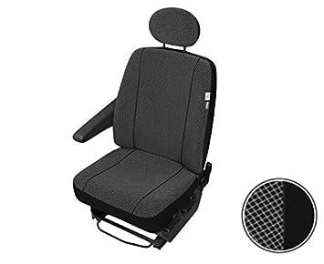 Sitzbezüge Schonbezüge Sitzbezug Kunstleder für Nissan Cabstar Practical DV1