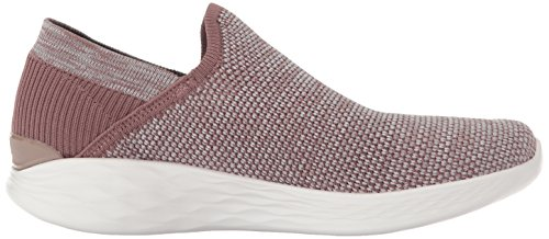 Skechers Mauve You Infilare Rise Sneaker Donna wnax4qwv