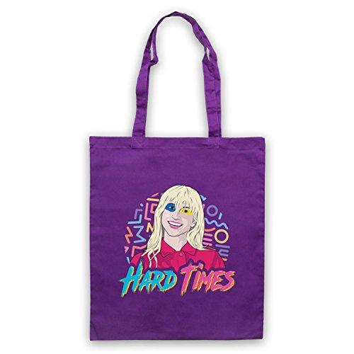 Hayley Williams De Difíciles Tiempos Asas Púrpura Cañones Brixton Bolsa Los De nq1RZwH