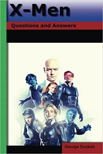 Book X Men: Questions and Answers